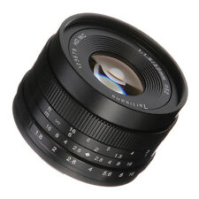 50mm F/1.8 Manual Focus Fixed Lens for Sony E-mount NEX3/5/6/7/5t/5r/5c/5n A7 II