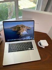 MacBook Pro 16-inch 2.4GHz 8-i9 64GB RAM 8TB SSD RADEON PRO 5500M 8GB APPLECARE