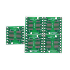 5Pcs SO/SOP/SOIC/SSOP/TSSOP/MSOP14 to DIP 14 Adapter PCB Board Convert WD