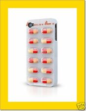 ThumbsUp!UK Tylenol Pill Capsule Appearance Hard Case cover for iPhone 4G / 4S