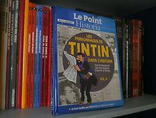 Les personnages de Tintin dans l'Histoire,Vol 2-LE POINT HISTORIA-Ed.Collector