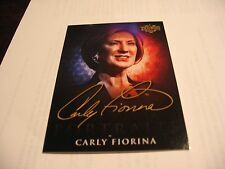 2016 Decision Political Cards COLOR PORTRAIT CP5 CARLY FIORINA