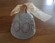 Lladro Christmas Bell 2008 (re-deco) #01007140 New In Box