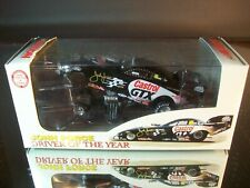 John Force Castrol GTX Driver Of The Year 1997 Ford Mustang Funny Car RCCA 10000