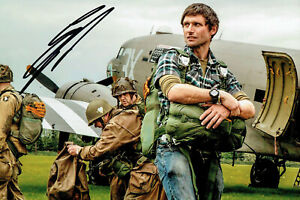 Guy Martin Signed 12 x 8 Signed D Day Landings picture & we can show you proof