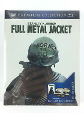 Full Metal Jacket Edition Collector Premium Collection / Coffret Blu Ray Neuf