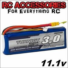 3000mAh High Discharge LiPo Battery Pack 11.1v 3s Cell 30C-40c RC quad copter UK