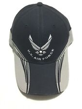Fire for Effect Raised Embroidered U.S. Air Force EST. 1947 Blue & Grey Ballcap