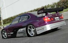 HPI Lexus GS 400 Custom Painted 1/10 RC Car Body Drift,Touring 200mm