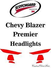 3M Scotchgard Paint Protection Film Clear Kit 2019 2020 Chevy Blazer Premier