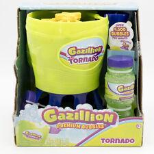 Gazillion Bubbles Tornado Machine Bubble Blaster Ultimate Blower Kids