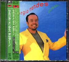 SERGIO MENDES - OCEANO - JAPAN CD ALBUM [548]