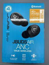 JLab Audio - JBuds Air ANC True Wireless Earbuds - Black - New in Sealed Box