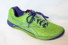 Reebok Crossfit Nano 4 Neon Green Fitness Sport Running Shoes Men's US 14