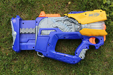 NERF GUN Blue Firefly REV-8 N-Strike - Cosplay Mods TESTED