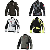 Alpinestars Andes Drystar V2 Motorcycle Motorbike Jacket   All Colours & Sizes