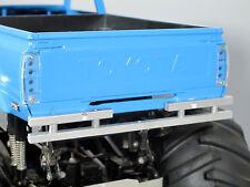 Aluminum Rear Bumper Protector Bar Tamiya 1/10 Ford F350 Hilux Juggernaut Truck