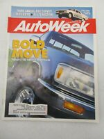 AUTO WEEK MAGAZINE AUGUST 24, 1992 TOYOTA T100 CAMRY XLE V6 CLIFFORD ALLISON