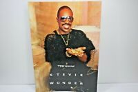 Stevie Wonder 1985 Japan Tour Concert Book Mega Rare