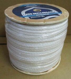 """Attwood 117674-1 Braided Poly Strand Rope 3/8"""" x 1000 ft 22902"""