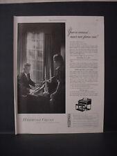 1947 Anheuser Busch Yeast Malt Corn Div. Baking Food Vintage Print Ad 11669