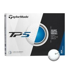 TaylorMade TP5 6dzn Golf Balls New Free Shipping