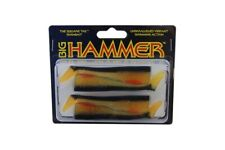 "Big Hammer 4"" Square Tail Swim Baits CLEARANCE"