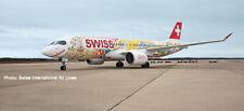 Herpa Wings 1:400 Airbus A 220-300 Swiss, Vignerons 562713