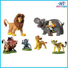 Disney The Lion Kings Lion Guard Figure Play Set cake topper brand new in box