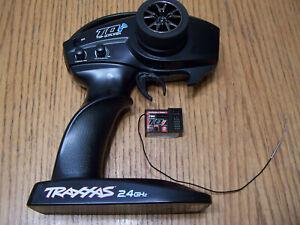 Traxxas TQi Bluetooth 2.4ghz 2 Channel Radio 5ch TSM Receiver /Tx Rx Transmitter