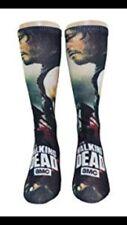 1 Pair Socks Walking Dead New ! ^_^ (XA) CHEAP SALE $5.99
