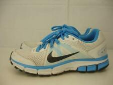 Womens sz 7.5 38.5 NIKE AIR ICARUS+ 527521-104 blue white running shoes sneakers