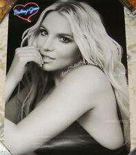 Britney Spears Britney Jean 2013 Taiwan Promo Poster