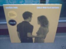 "Maximo Park - Girls Who Play Guitars - # 2 yellow 7"" Single  Vinyl"