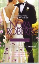Nora Roberts The MacGregor Grooms     The MacGregors  Romance   Pbk NEW