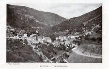 66 LE TECH VUE GENERALE IMAGE 1908 OLD PRINT