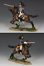 KING And Country FRANCESE NUOVO CUIRASSIER Officer na249