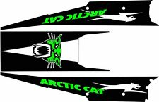 ARCTIC CAT TUNNEL GRAPHICS wrap decals stickers zr 200 kids sled