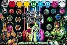 Heroclix Dc Guerra De Luz # Cartel