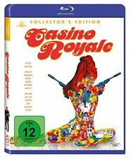 Casino Royale (1967) Peter Sellers Blu-Ray New (German Package/English Audio)