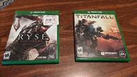 TitanFall & Ryse Son of Rome - Xbox One - 2 Game Bundle