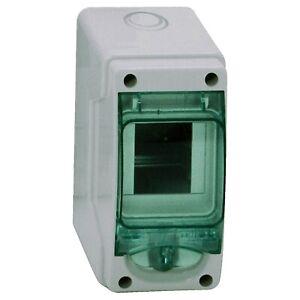 Schneider Electric 13975 Mini Kaedra - for modular device 1 openings - 3 modules
