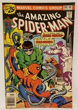 THE AMAZING SPIDER-MAN HAMMERHEAD DR OCTOPUS MARVEL COMICS 1976 BRONZE AGE #158