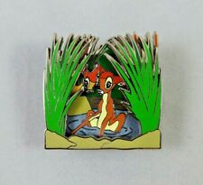 Disney Pin - Bambi - 75th Anniversary - Bambi and Faline in Reeds