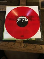 Thrice - The Illusion Of Safety On Red Vinyl, Identity Crisis, Thursday, /500