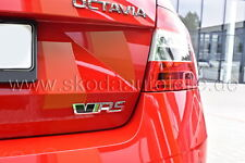 """NEU Schriftzug Emblem Heckklappe """"VRS"""" RS 230, RS 245 EDITION - original"""