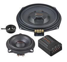 MATCH AUDIOTEC Fisher 3 Way Component Speaker Upgrade Set Kit BMW 5 Série E60