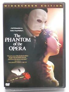 The Phantom of the Opera (DVD, 2004, Widescreen) - G1004