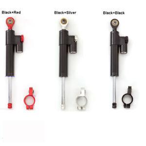 CNC Universal Motorcycle Steering Damper Stabilizer For Kawasaki Suzuki Yamaha