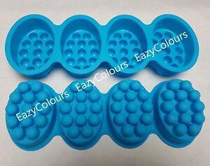 Massage Bar Soap Mould 4 Cell